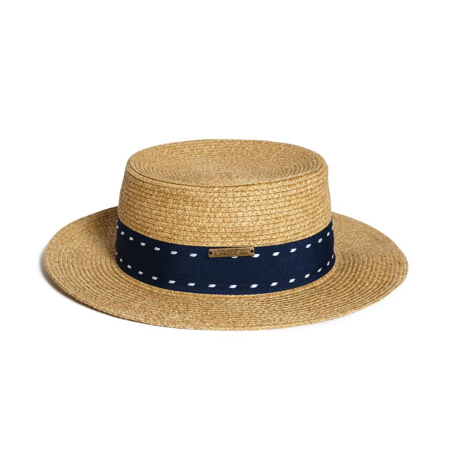 Sombrero de Paja Personalizado con Mensaje  d568c8355f2